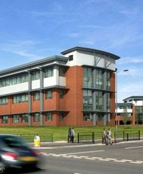 Longbridge Innovation Centre Solar Reflective & Blackout Blinds Installation Project