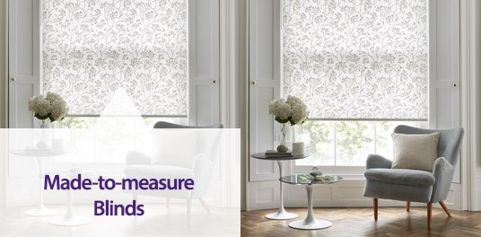 Buy Quality Made To Measure Blinds Online From Capricorn Blinds