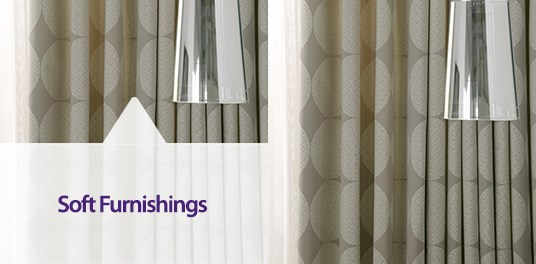 Stunning selection of Curtains & Voiles Made to Measure from Capricorn Blinds