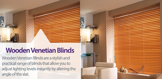 Bespoke,custom made wooden venetian blinds in Solihull, Birmingham and West Midlands Region