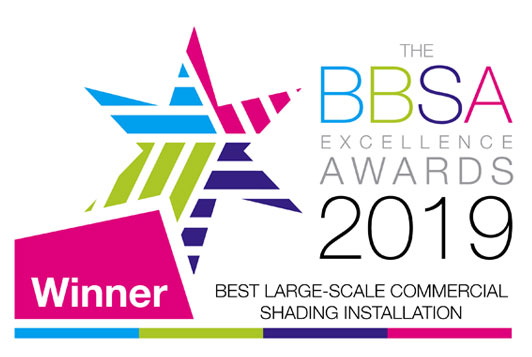 Winner Best Large-Scale Commercial Shading Install