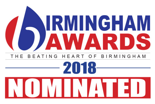 Capricorn Blinds Birmingham Awards 2018