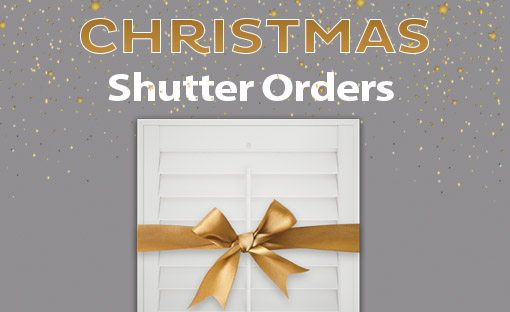 Shutter Orders Capricorn Blinds