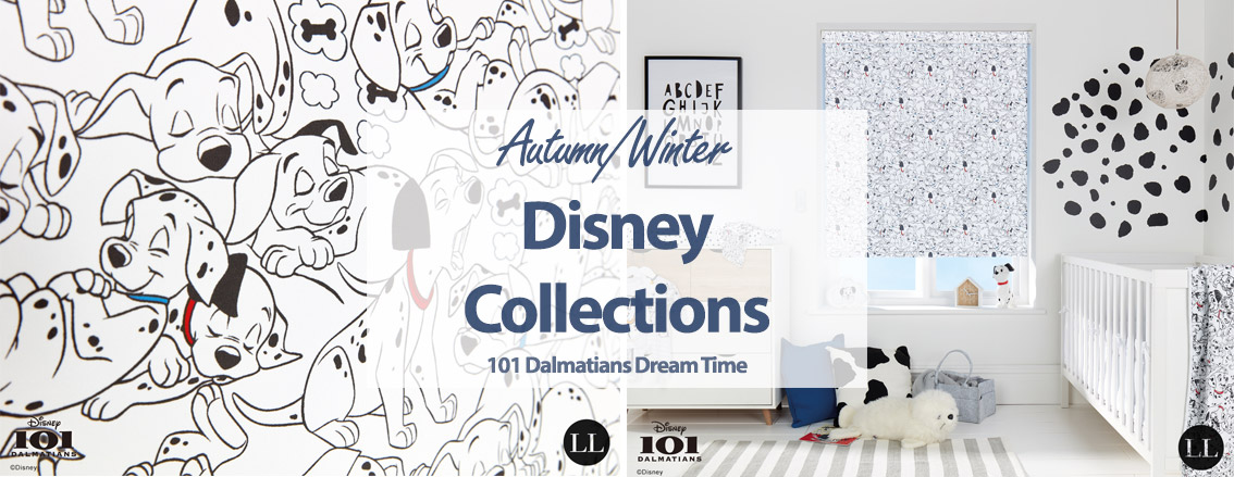 Disney 101 Dalmatians Capricorn Blinds