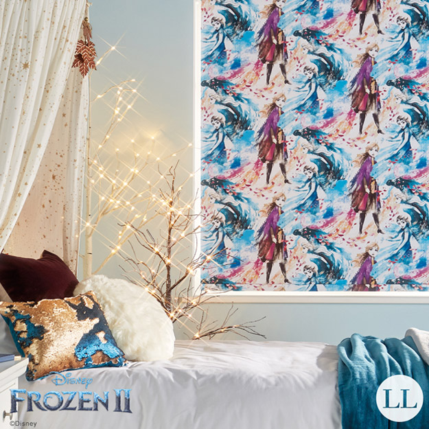 Disney Frozen 2 Forces of Nature Capricorn Blinds