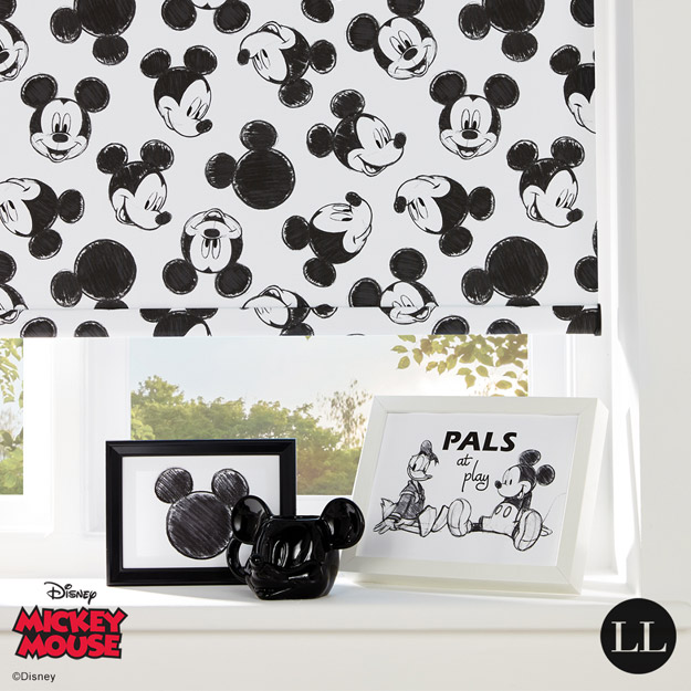 Disney Mickey Oh Boy! Capicorn Blinds