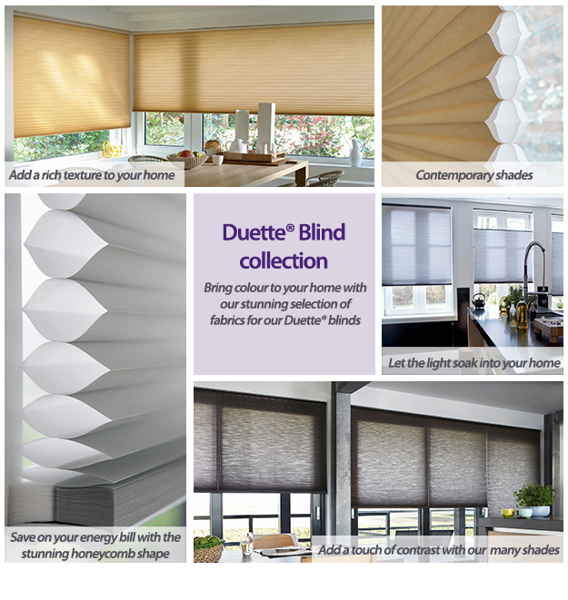 Duette Blind Collection