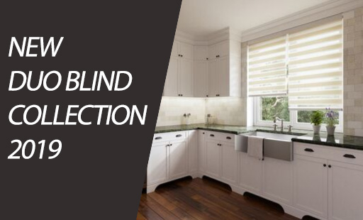 New Duo Blind Collection 2019