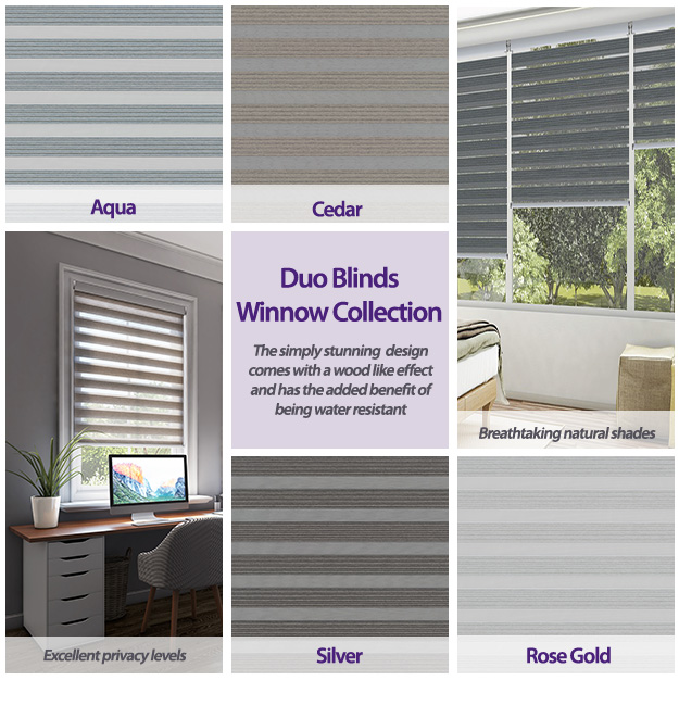 Winnow Duo Blinds