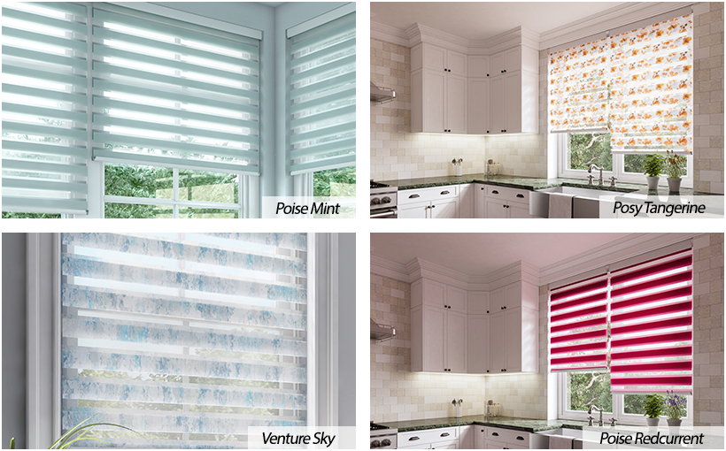 Duo Blinds Collection 2019