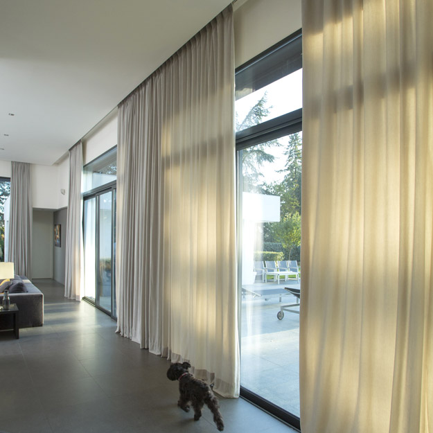 Somfy Electric Curtain Tracks