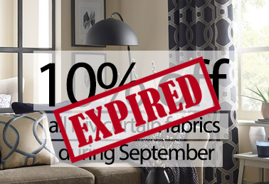 iliv curtain offer Caricorn Blinds