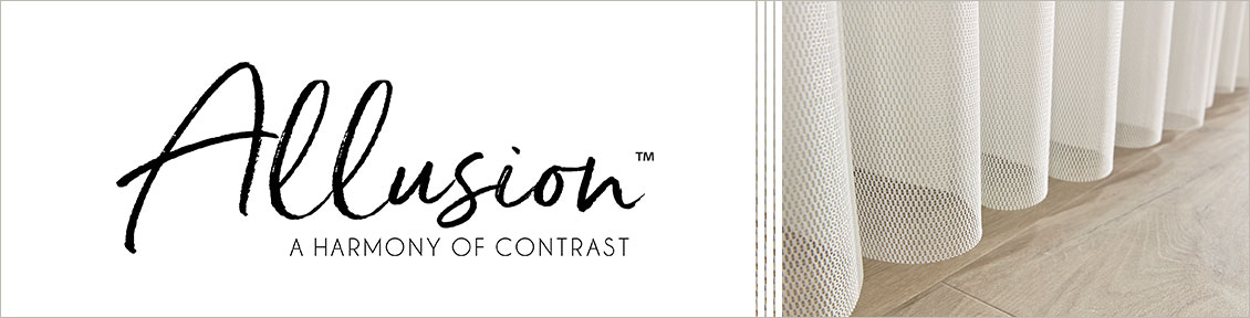 Allusion available from Capricorn Blinds