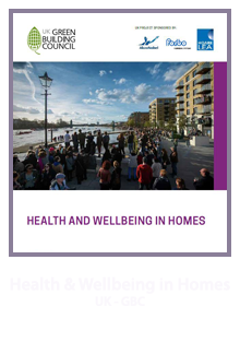 Health and Wellbeing in Homes - UK-GBC