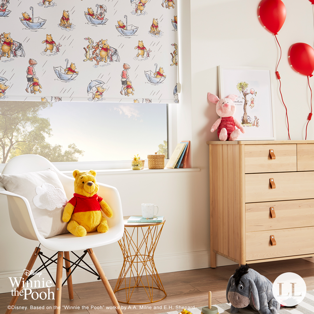 Winnie the Pooh Capricorn Blinds