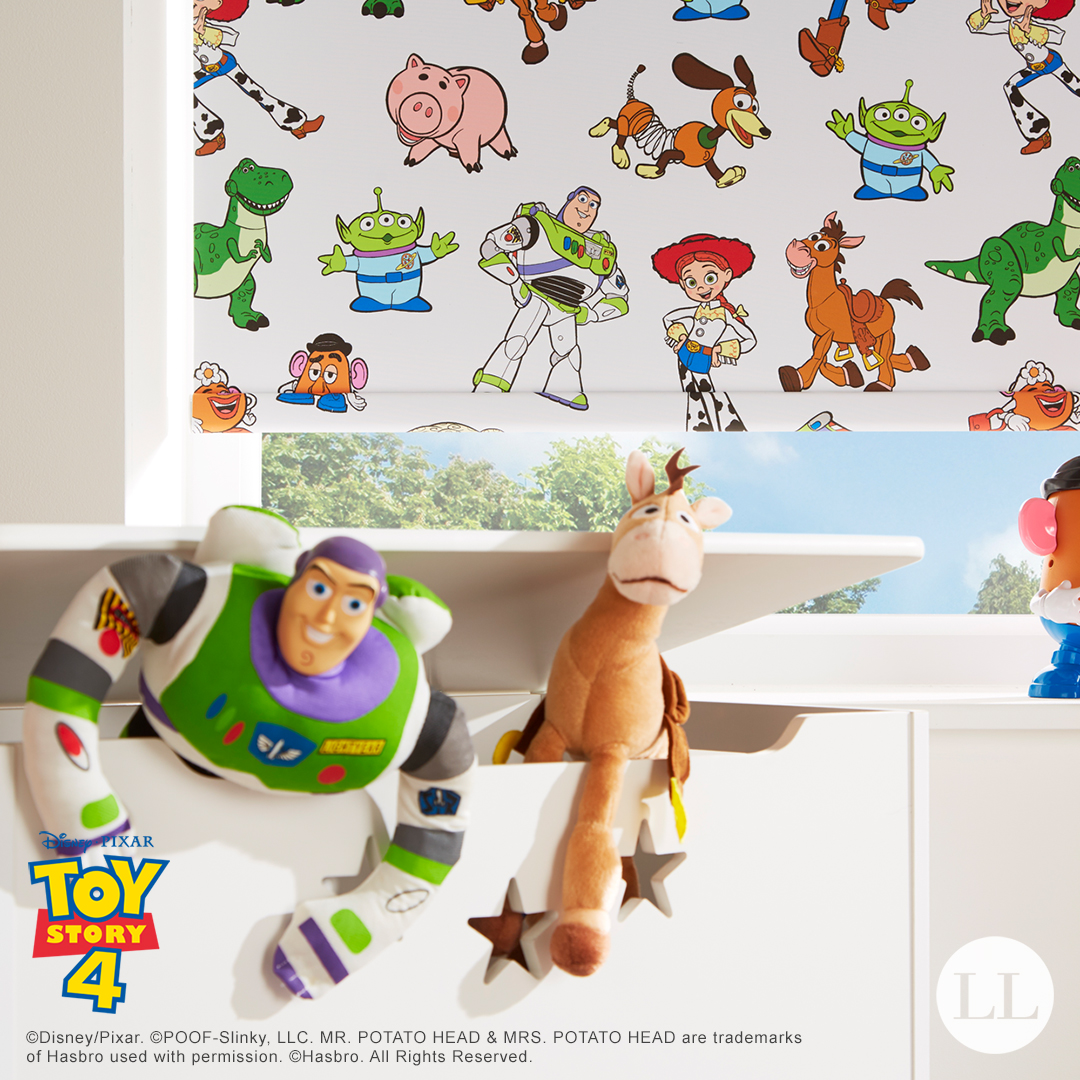 Toy Story Roller Blind