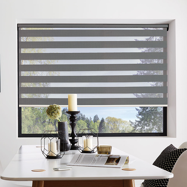 Capri Anthracite Duo Blind