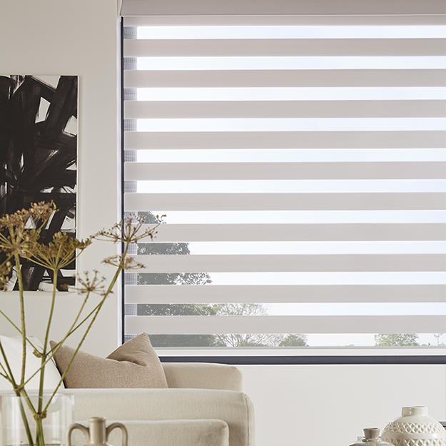 Capri Concrete Duo Blind