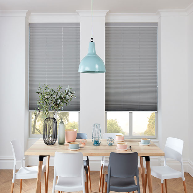 Festival ESP Lunar Pleated Blinds