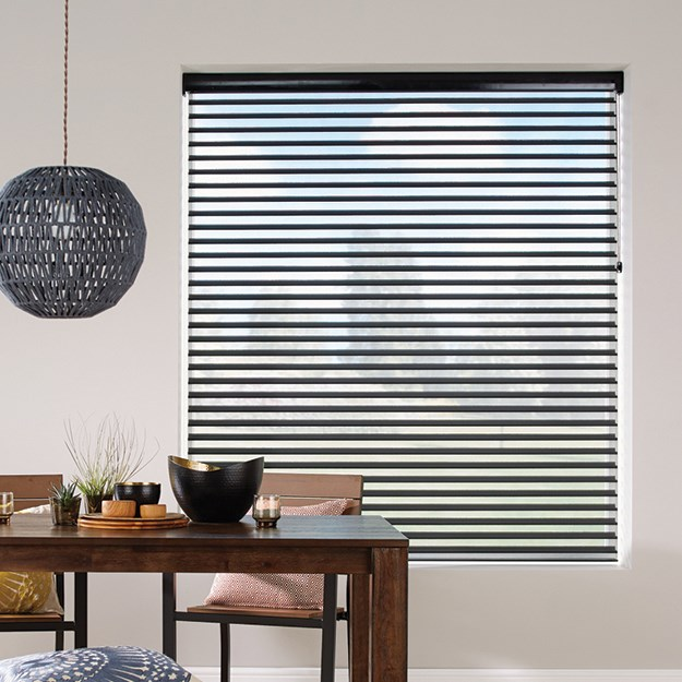 Kensington Licorice Open Visage Blind