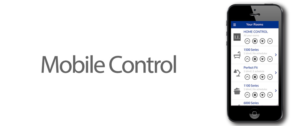 Mobile Control Banner