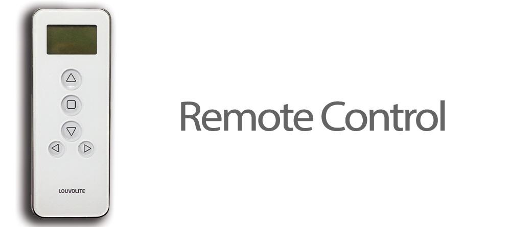 Remote Control Banner