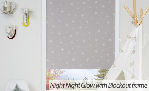 Blackout blinds from Capricorn Blinds