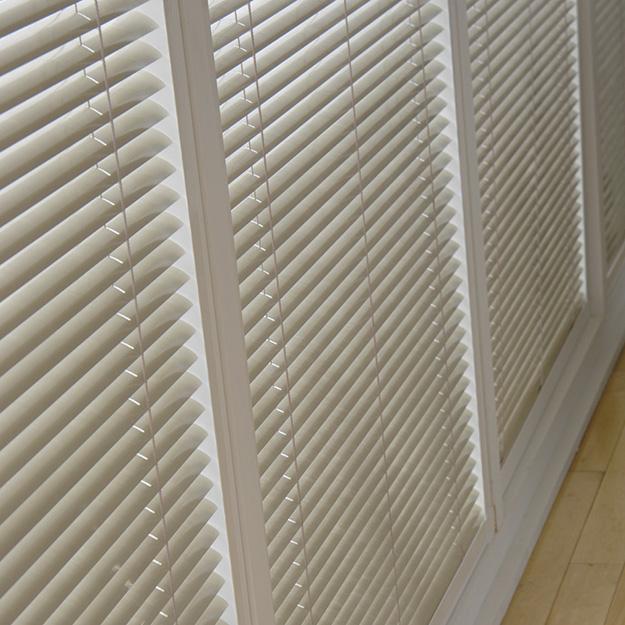 Tan Perfect Fit Aluminium Venetian Blinds