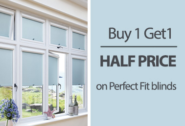 Buy 1 Get 1 Half Price offer now on