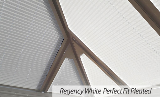 Conservatory Roof Blinds from Capricorn Blinds