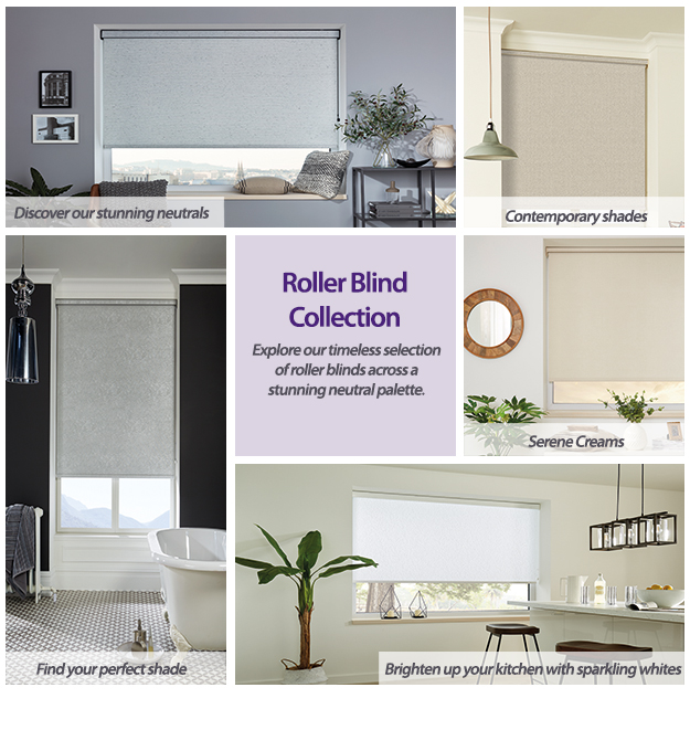 The Roller Blind Collection