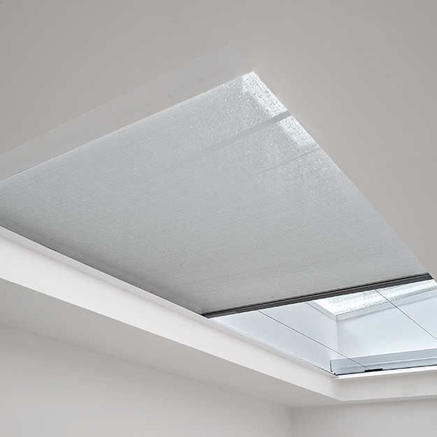 Rooflight Blind White