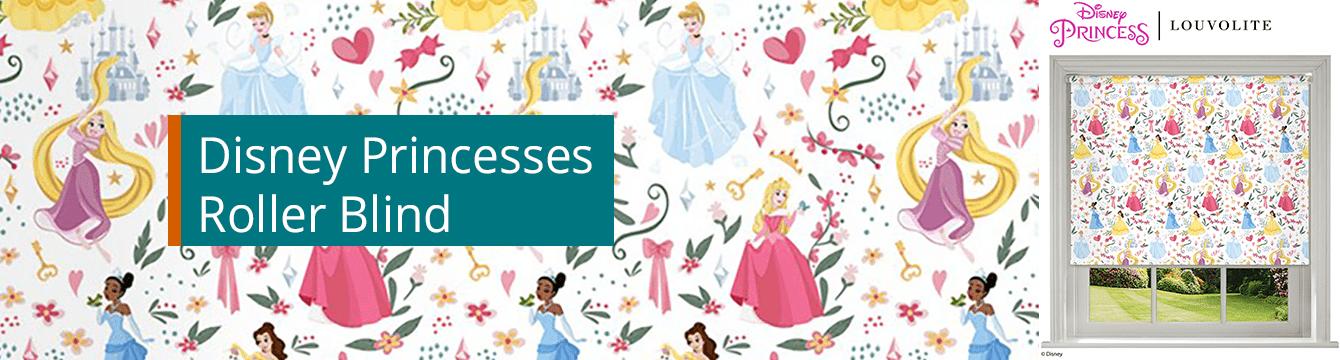 Disney Princesses Roller Blind