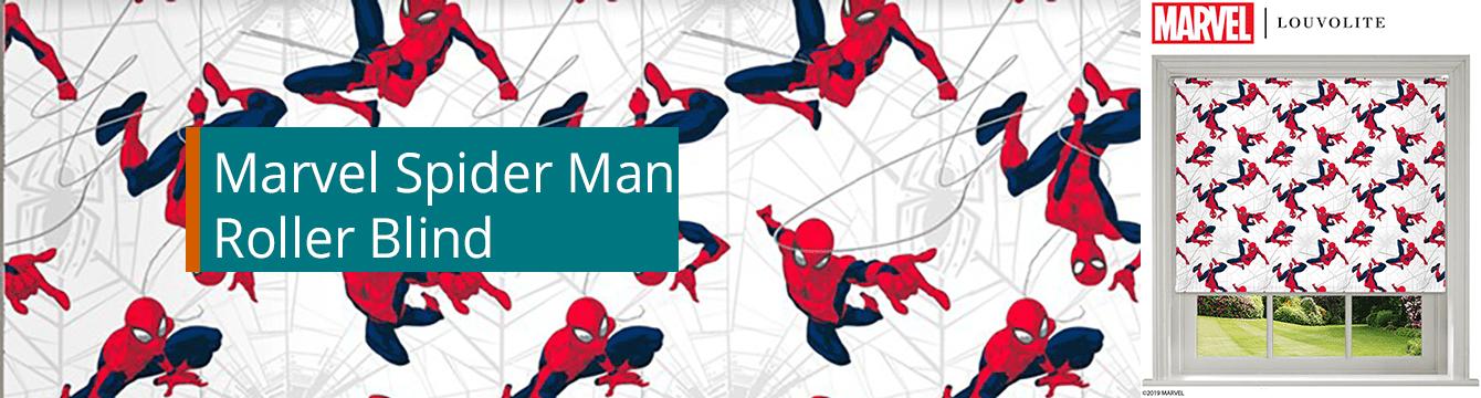 Marvel Spider Man Roller Blind