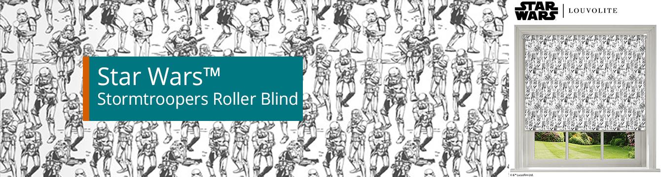 Star Wars™ Stormtroopers Roller Blind