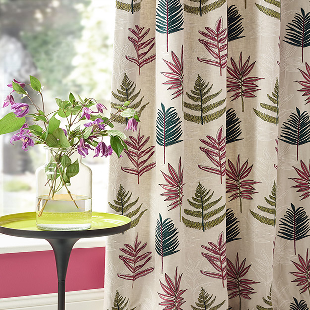 Branches Pattern Curtain