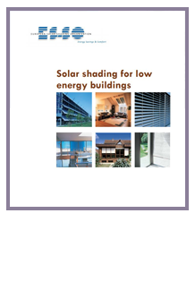 Solar Shading for Low Energy Building