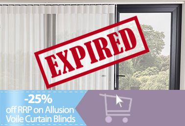 Allusion Blinds from Capricorn Blinds