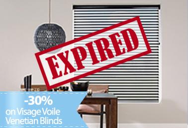 Visage blinds from Capricorn Blinds