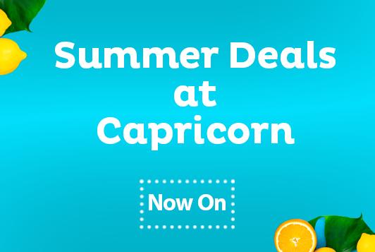 Summer Deals at Capricorn Blinds