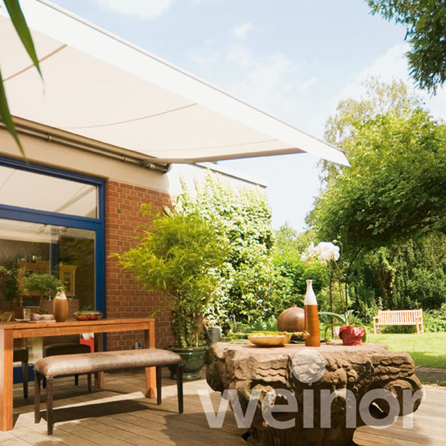 Topas large awnings Capricorn Blinds