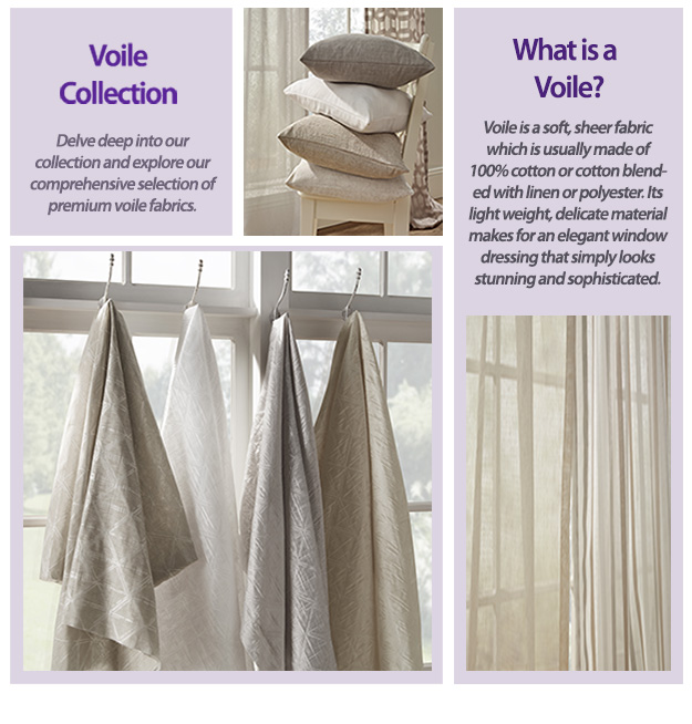 Voile Collection