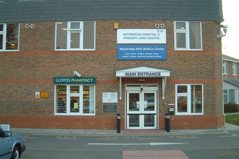 Weybridge Hospital