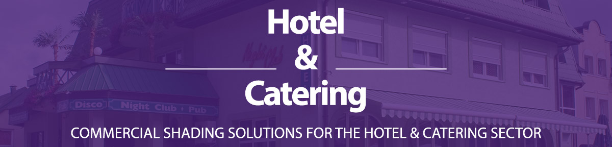 Window Blinds for Hotel and Catering Sector