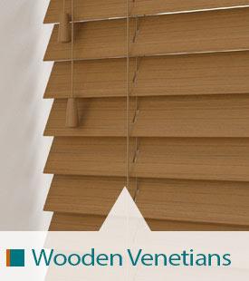Wooden Venetians
