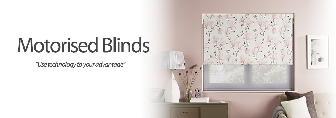 Motorised Blinds | Making life easy
