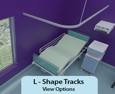 View L-Shape Options