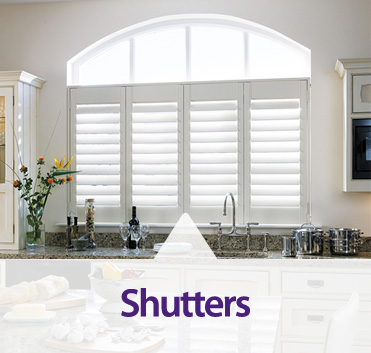 View our stunning Plantation, Full Height, Shaped and Tiered Shutters