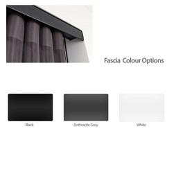 Horizon Chalk Allusion Voile Blind