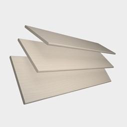 Gravity Fine Grain Faux Wood Venetian Blind